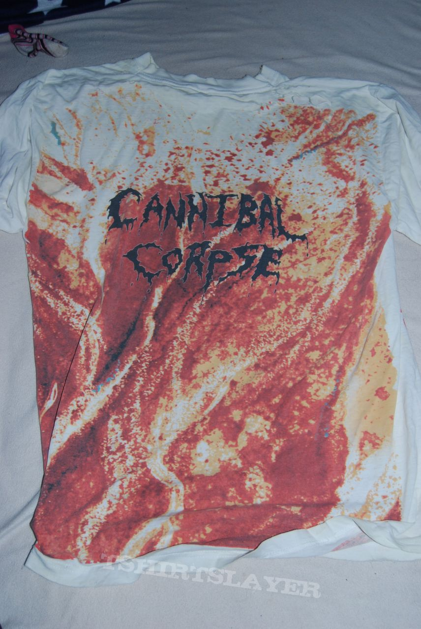 Cannibal Corpse 1994 allover shirt