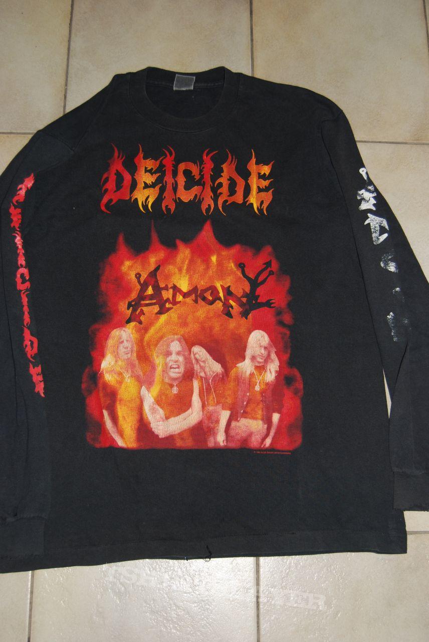 Deicide 1993 Tourlongsleeve