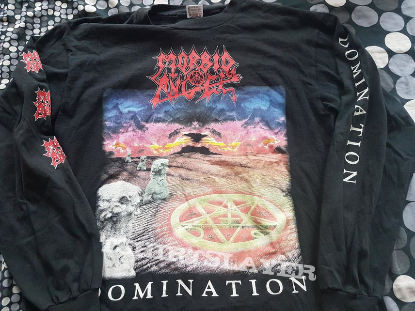 Morbid angel '95 domination longsleeve