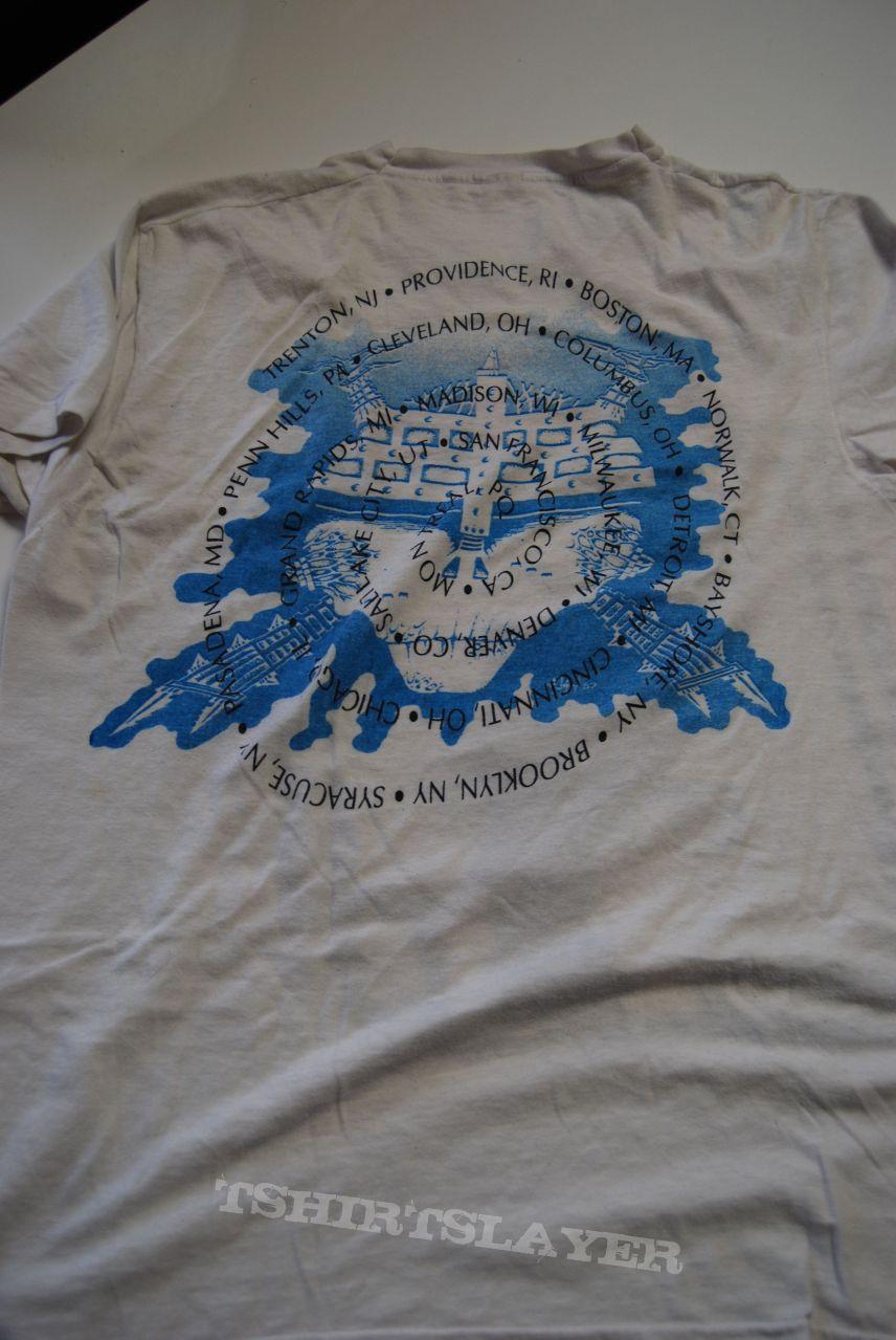 Voivod 1988 tourshirt