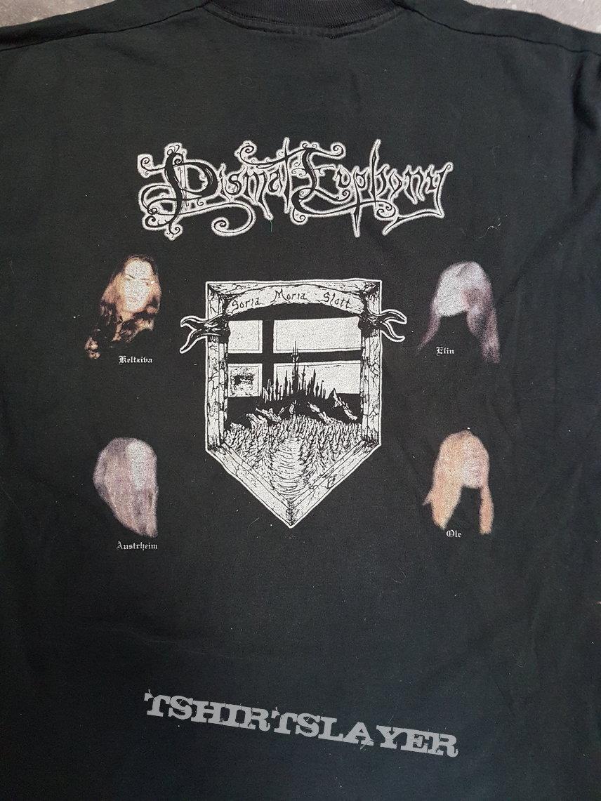 Dismal Euphony, 1996 longsleeve