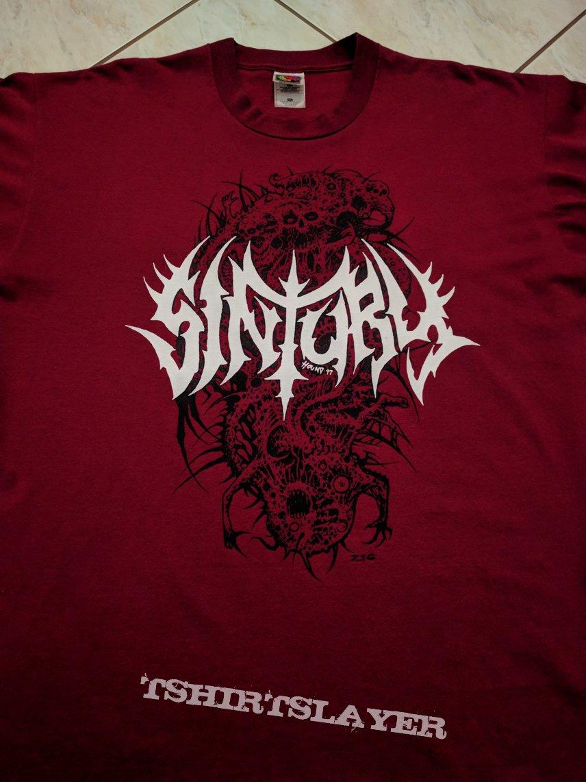 SINTURY Red Shirt