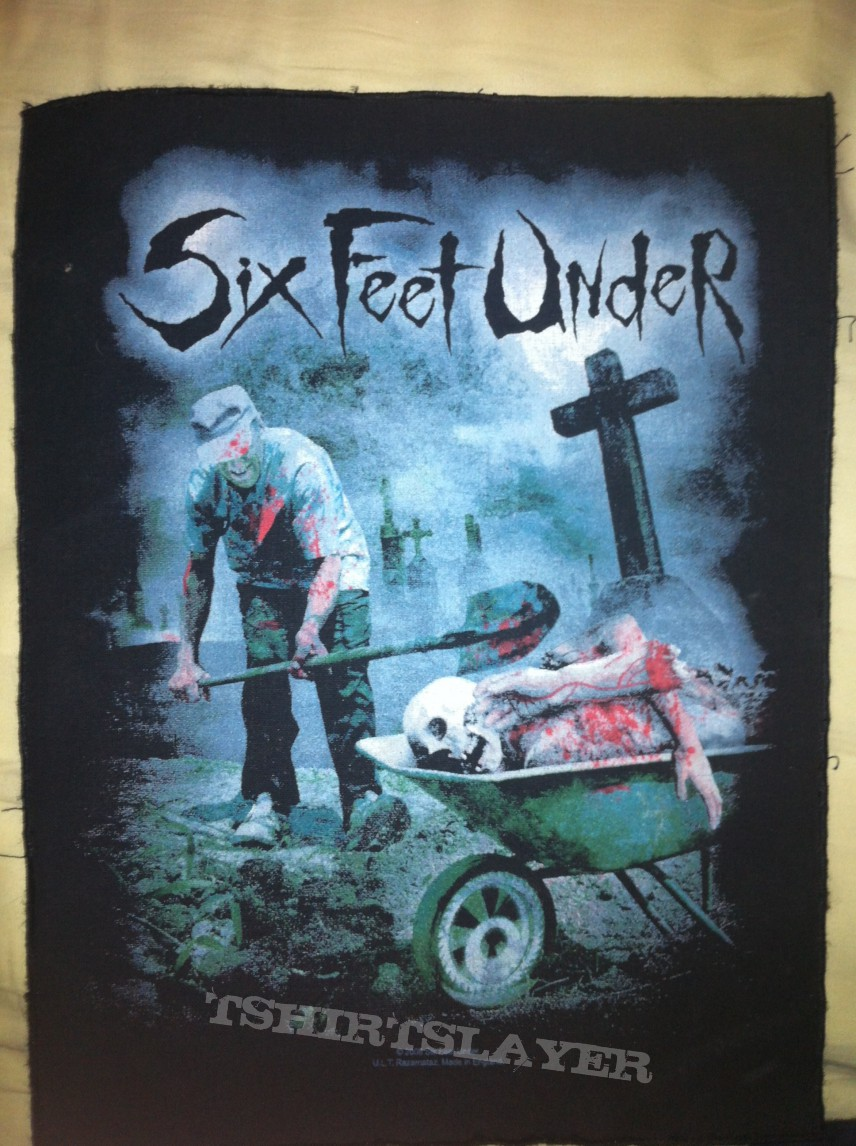 Six Feet Of Meat