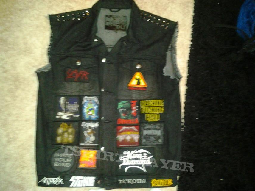 Battle Jacket - Vest Update