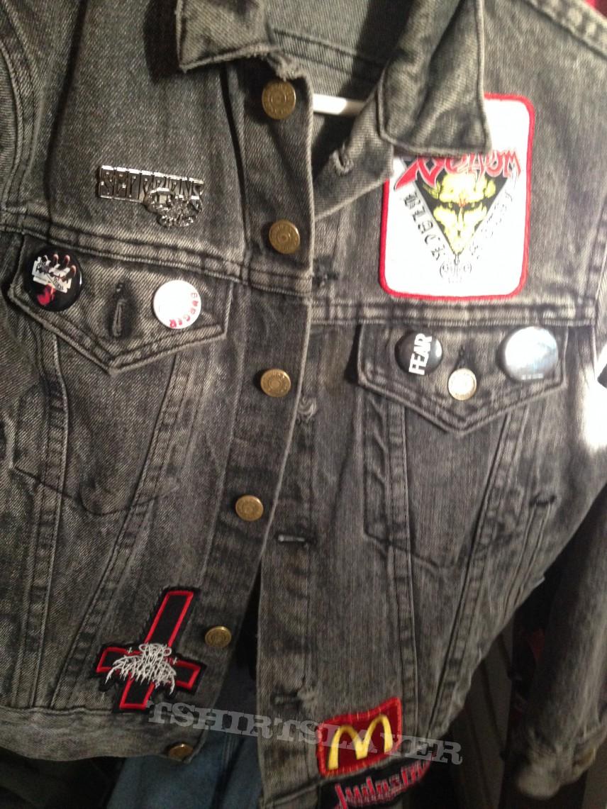 My lil' jacket