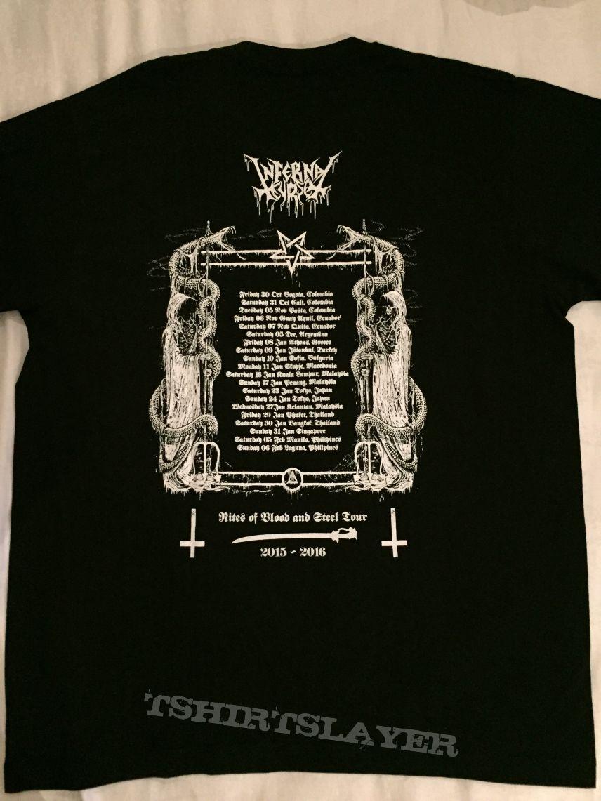 Infernal Curse Tour Shirt