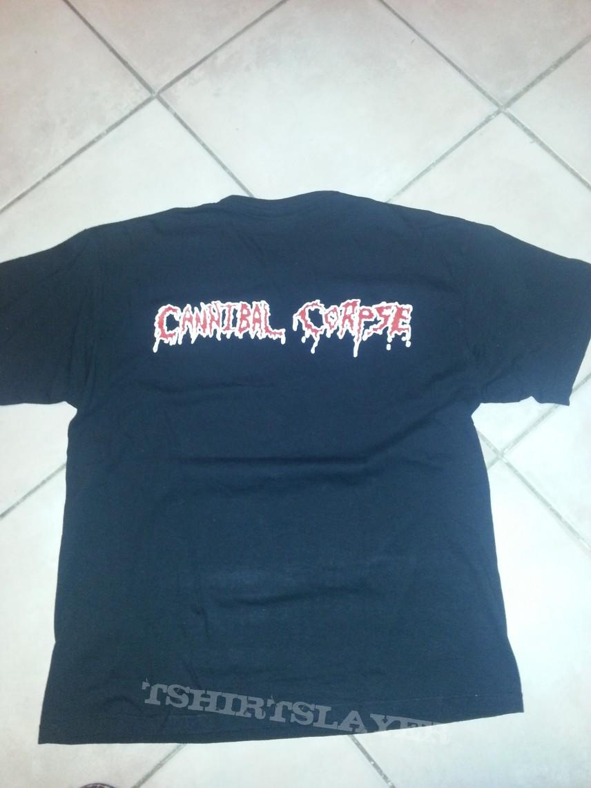 Cannibal Corpse Old Logo Shirt Tshirtslayer Tshirt And