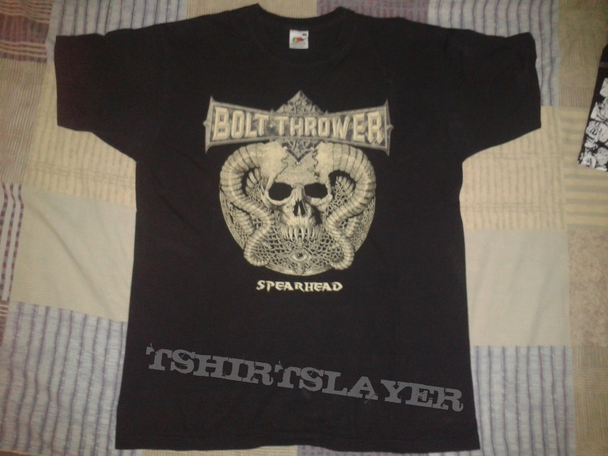 TShirt or Longsleeve - Bolt Thrower - Spearhead (New ones)