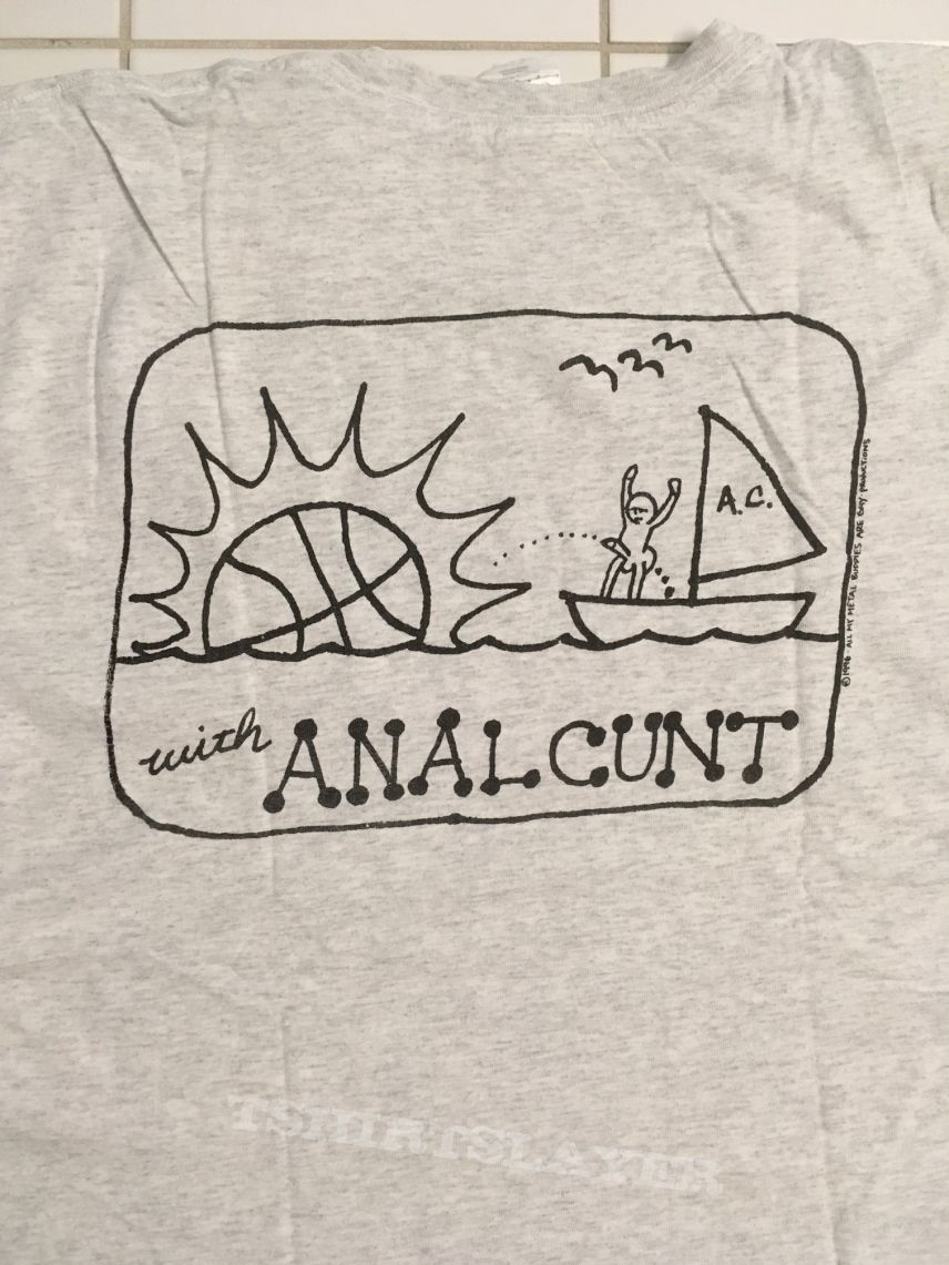 anal cunt spring break shirt