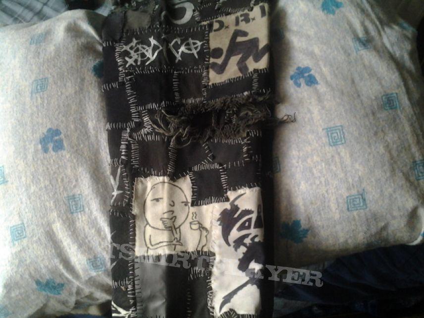 Update of my Crust pants