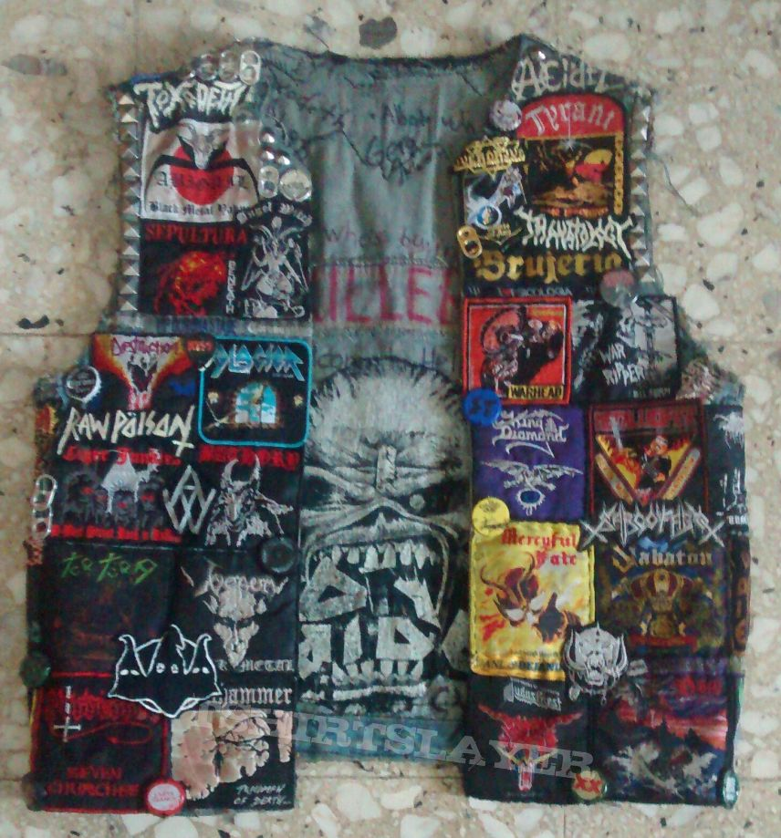 Another vest update