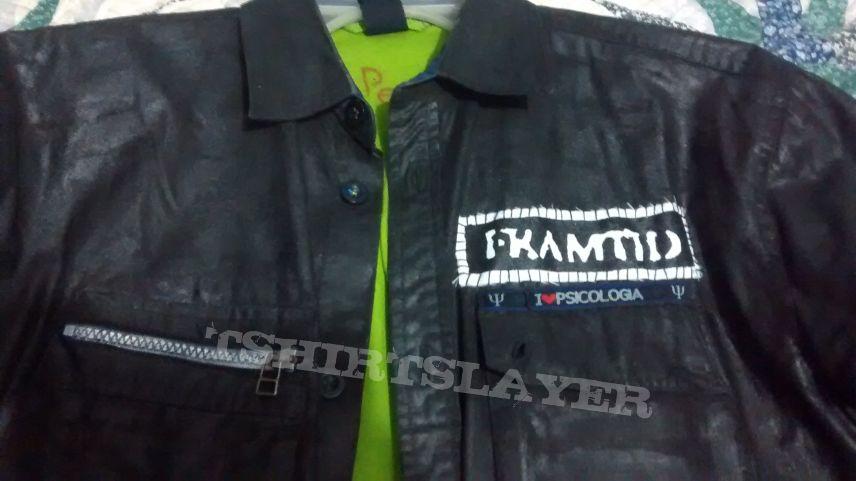 Long sleeve DIY jacket