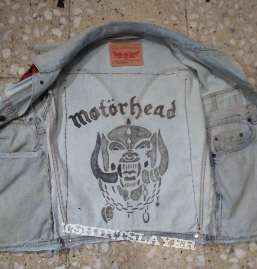 Remember my blue Levis jacket?