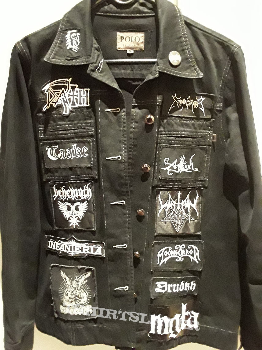 Battle Jacket - Long Sleeve