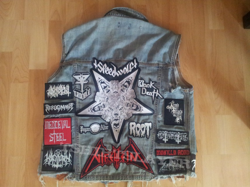 Vest ON PROGRESS