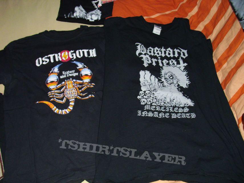 Ostrogoth, Bastard Priest, Helvetets Port