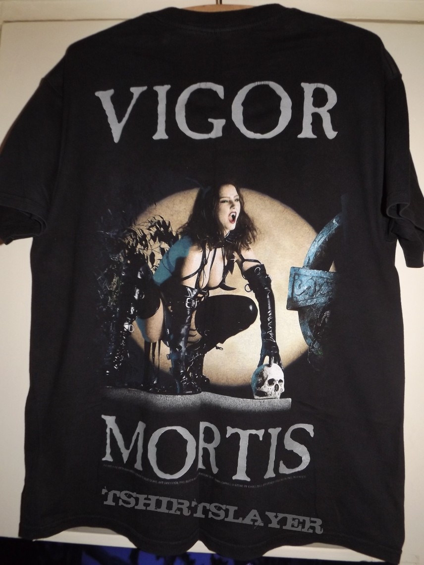 Cradle Of Filth - Vigor Mortis tshirt