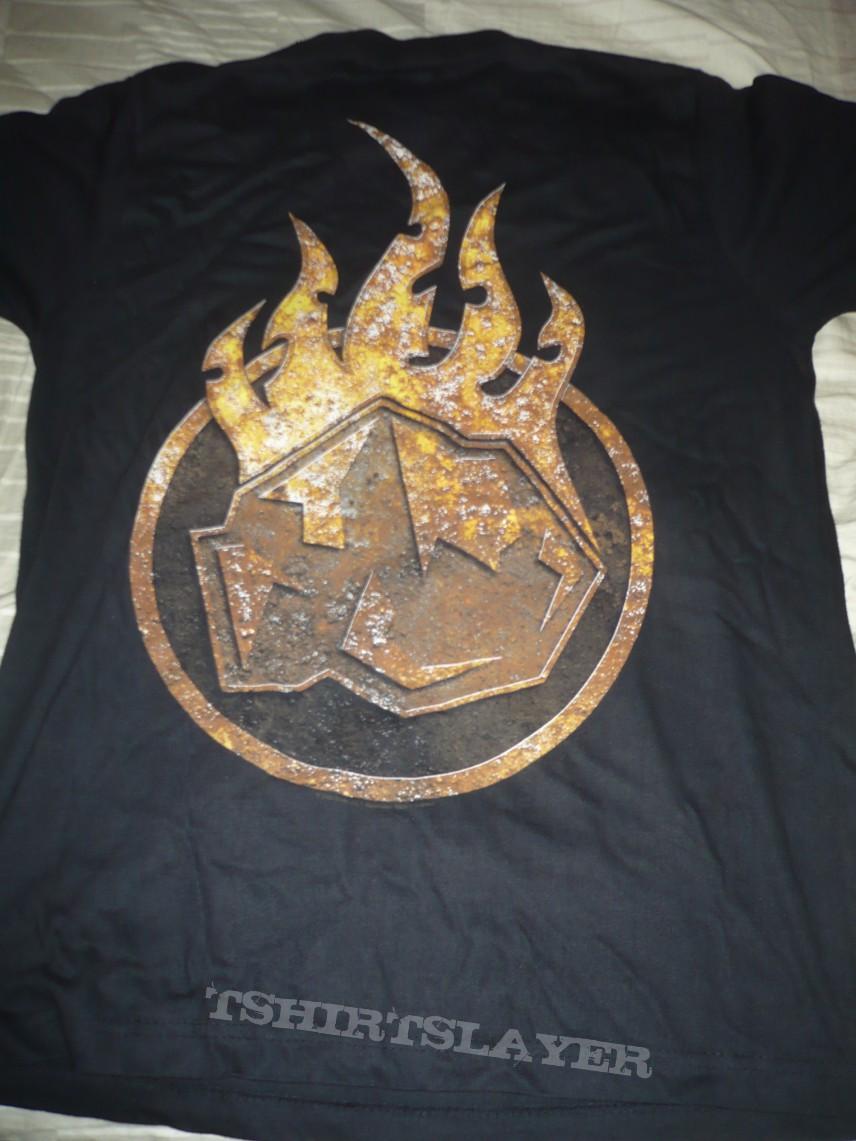 TShirt or Longsleeve - Kiuas The New Dark Age shirt
