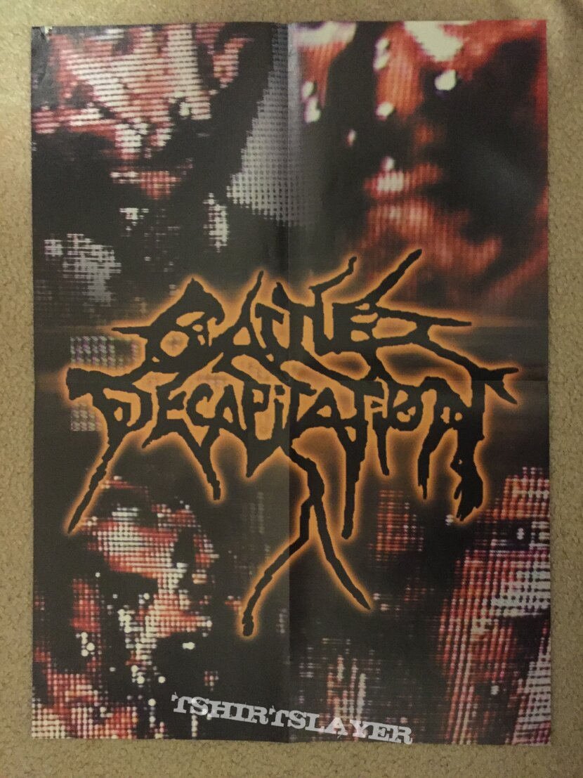 Cattle Decap poster