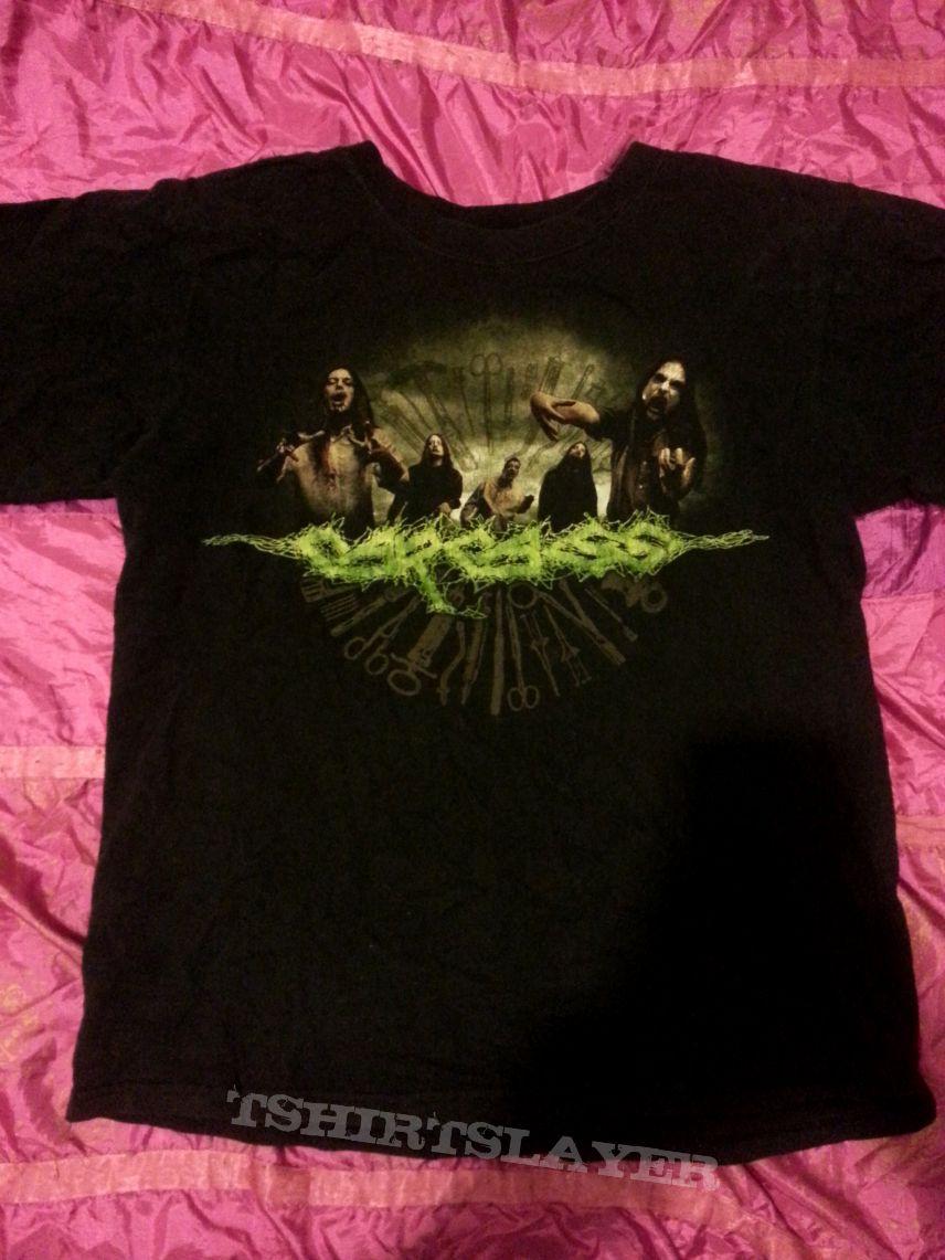 TShirt or Longsleeve - Carcass 2009 tour shirt