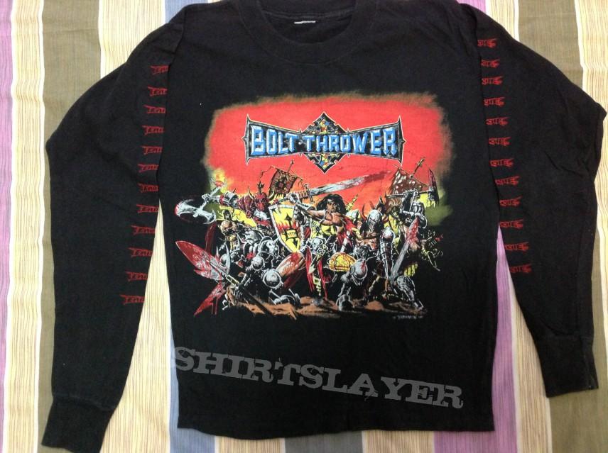 Bolt Thrower-Warmaster