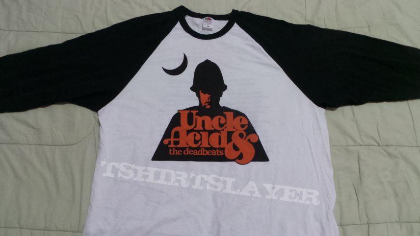 Uncle Acid & The Deadbeats - The Night Creeper Europe Tour 2015 Long Sleeve