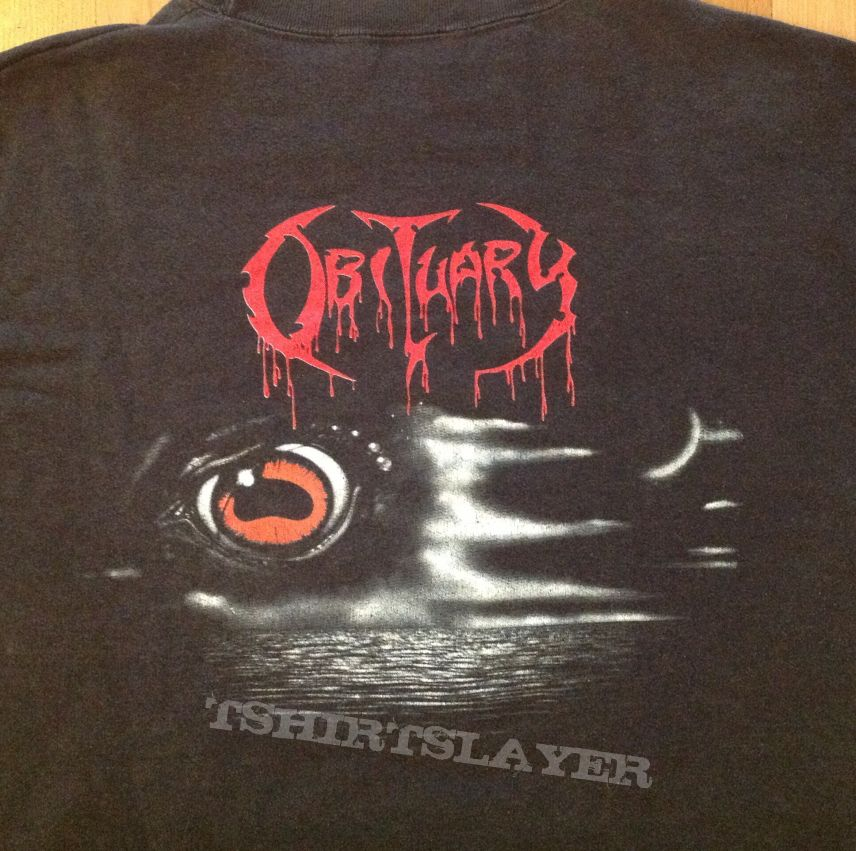Obituary - Cause of death sweater