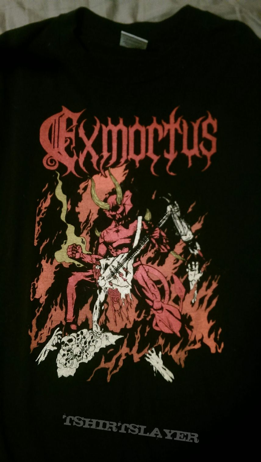 Speed_Metal_Drunk's Exmortus, Exmortus Shirt TShirt or ...