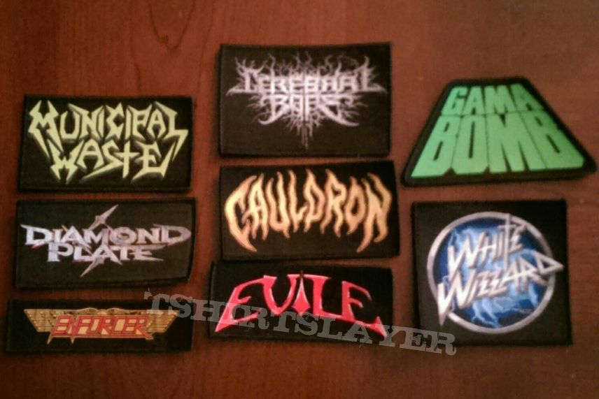 Patches From Earache