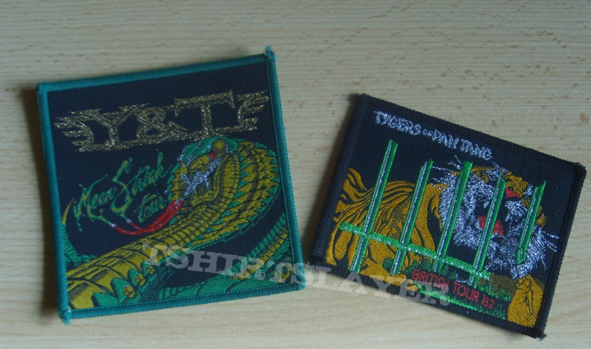 Some Patches ;)