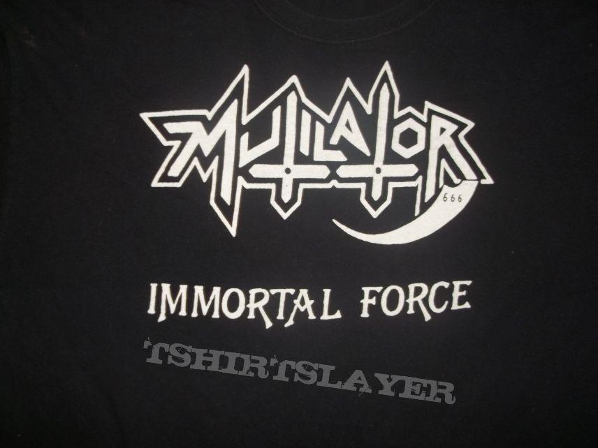 Mutilator Immortal Force Shirt