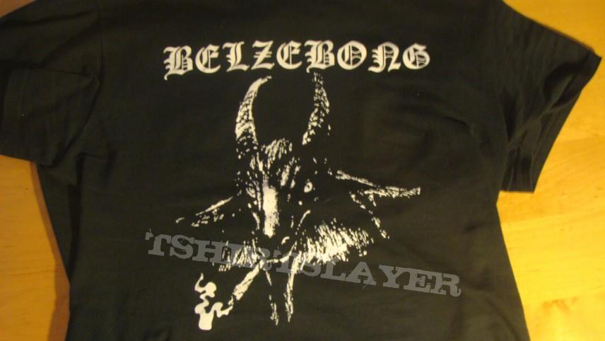 Belzebong bongthory shirt