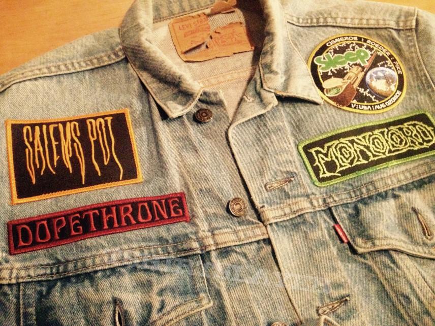 Stoner jacket