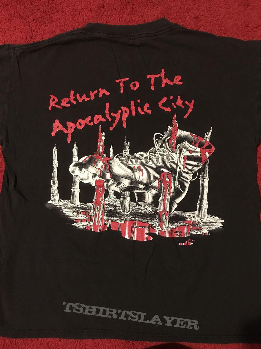 Return To Apocalyptic City