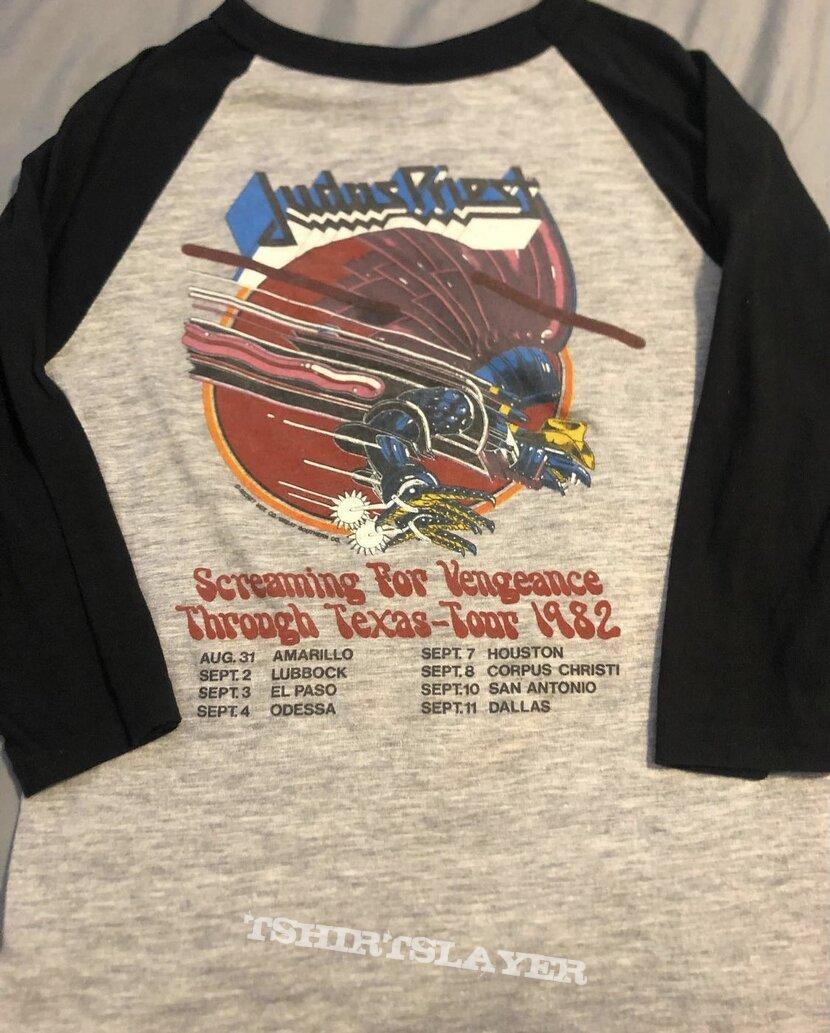 Judas Priest Texas event shirt