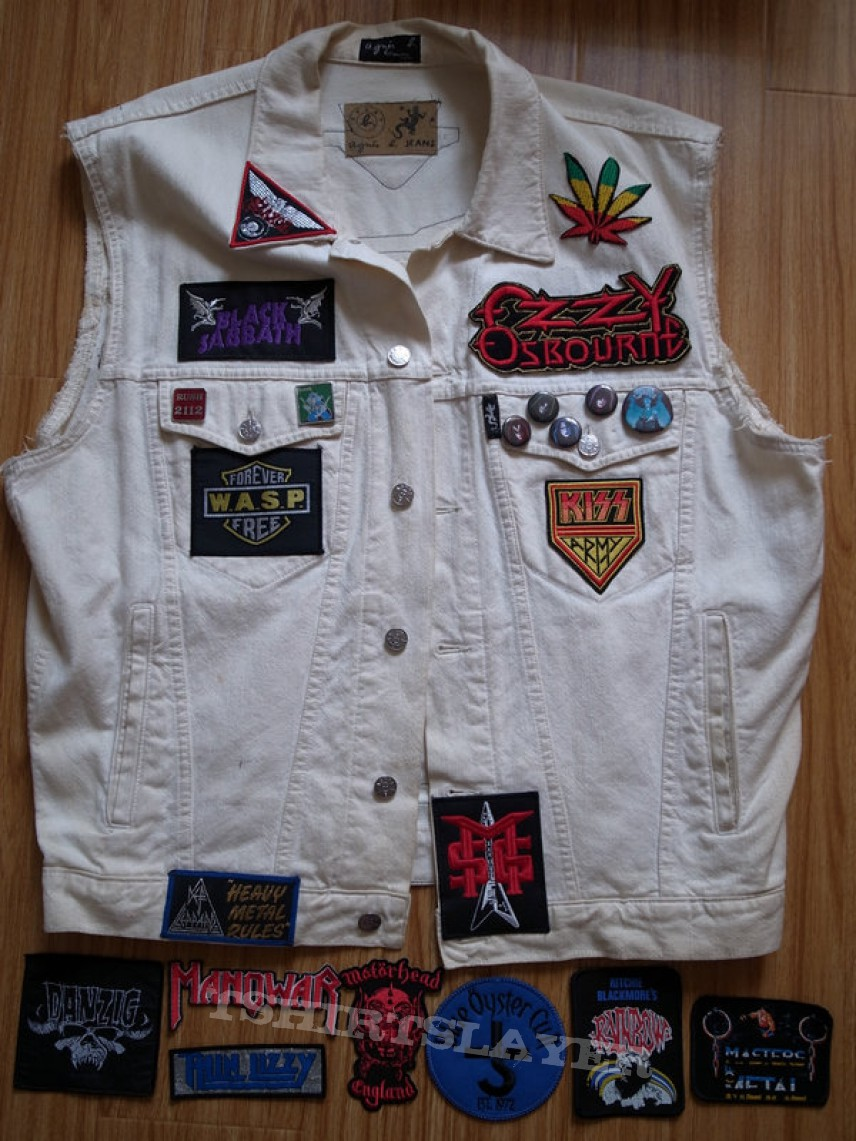 unfinished vest #2