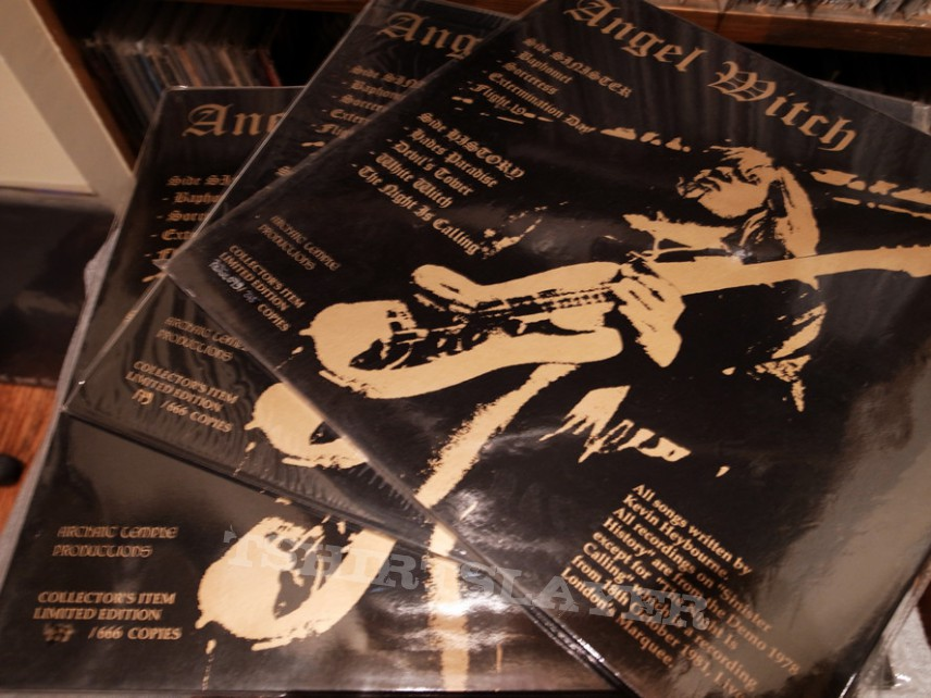 Angel Witch, Cirith Ungol, Mercyful Fate and Heavy Load etc
