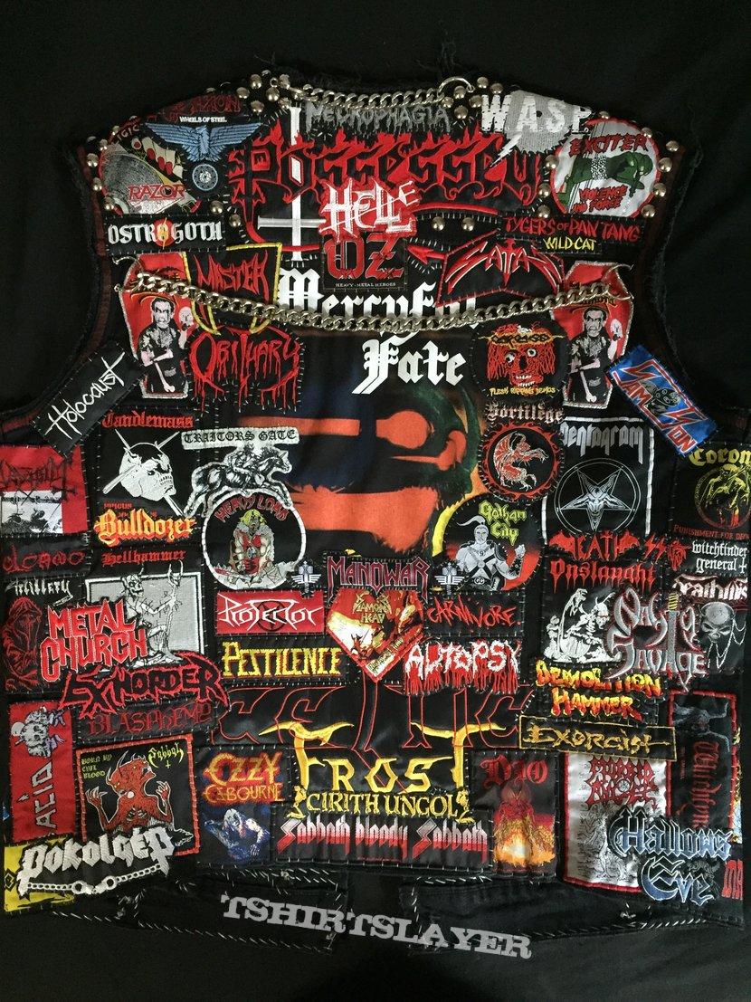 Battle Vest (Update)
