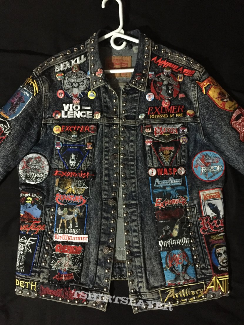 Battle Jacket (Update)