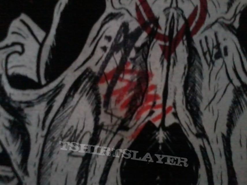 Varg Signatures on Apokalypse Shirt