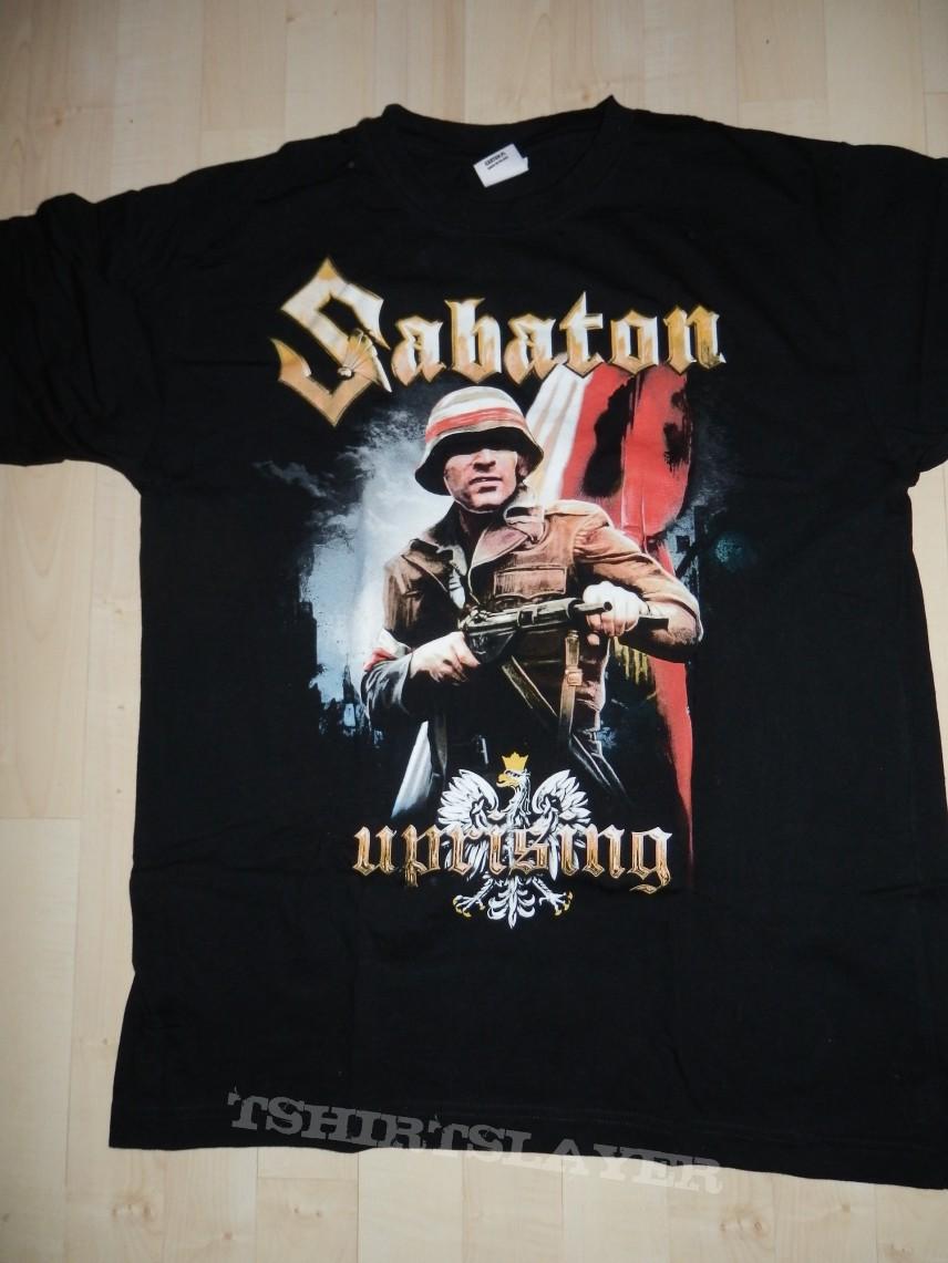 Sabaton - Uprising Shirt