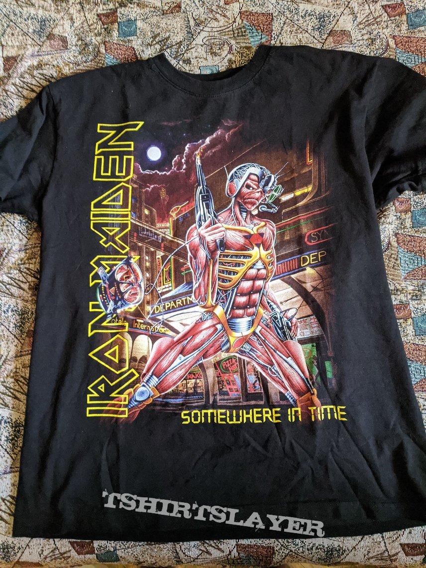 Iron Maiden - Somewhere in Time (Bootleg)