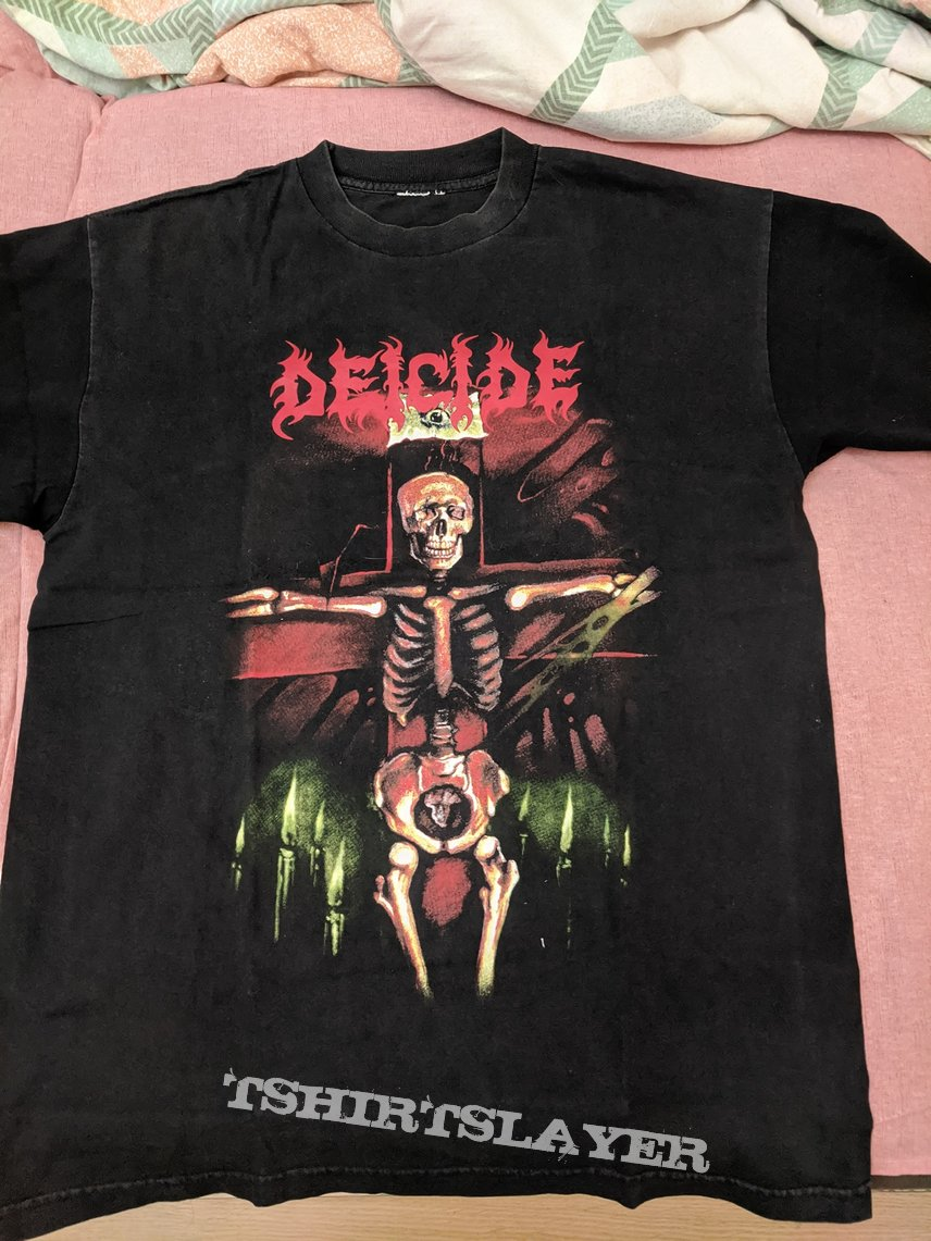 Deicide - Slave to the Cross shirt