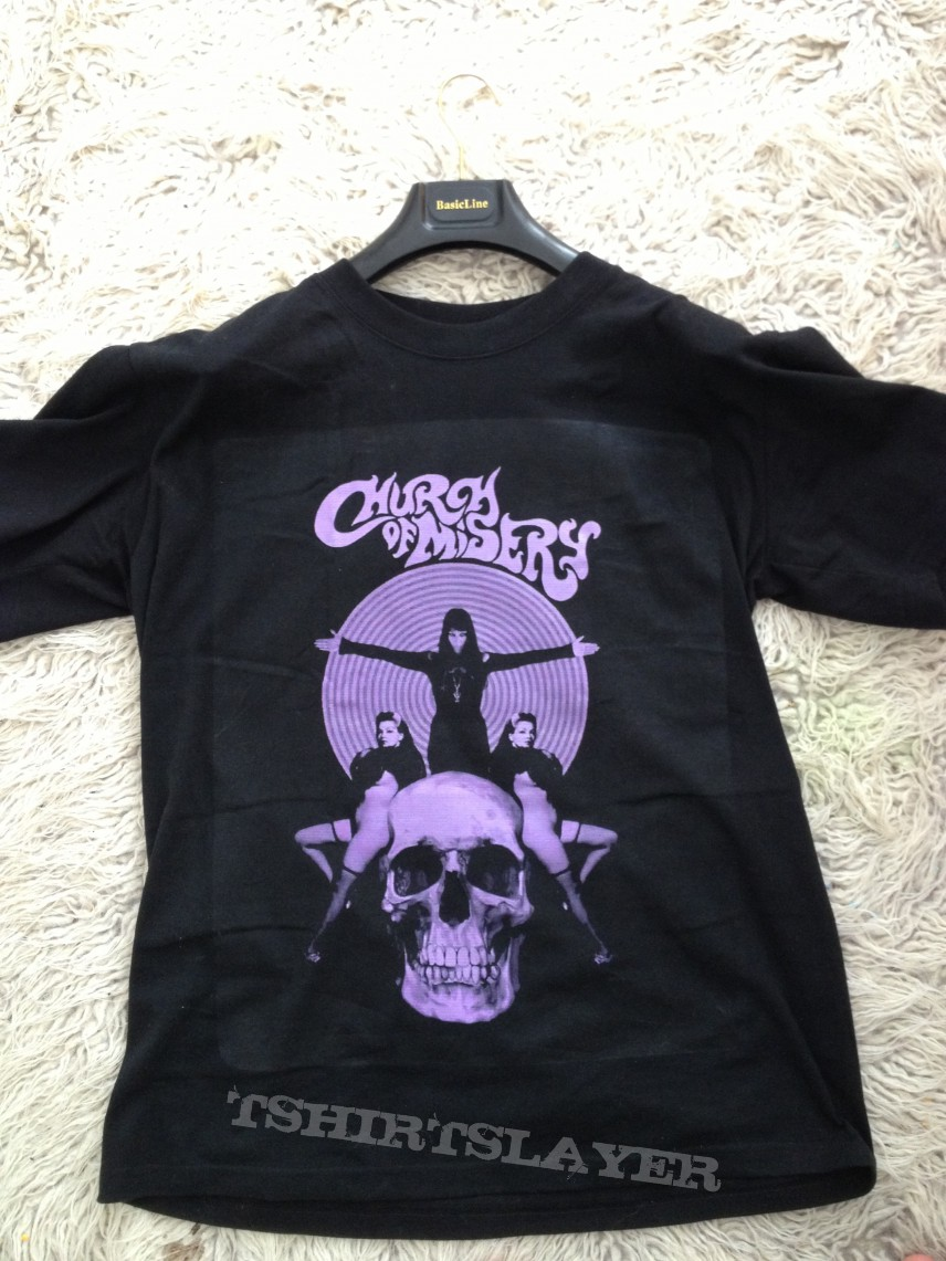 Church Of Misery T-Shirt XL
