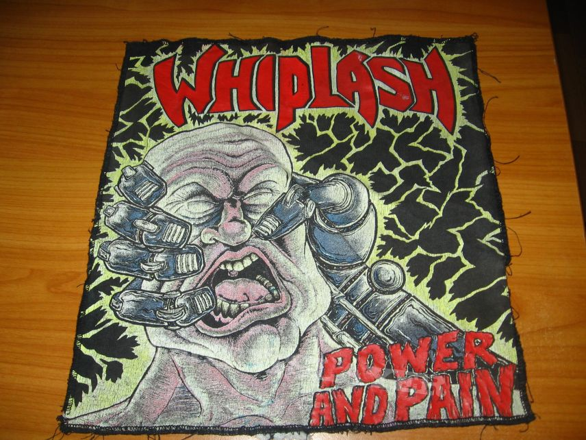 My old backpatch