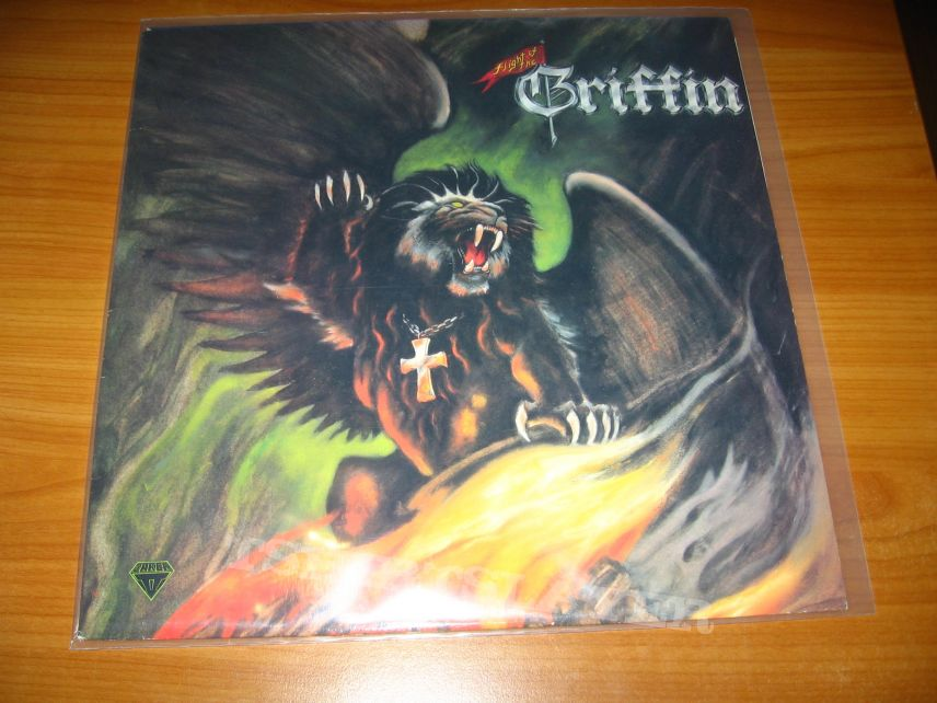#8 - Griffin - Flight of the Griffin