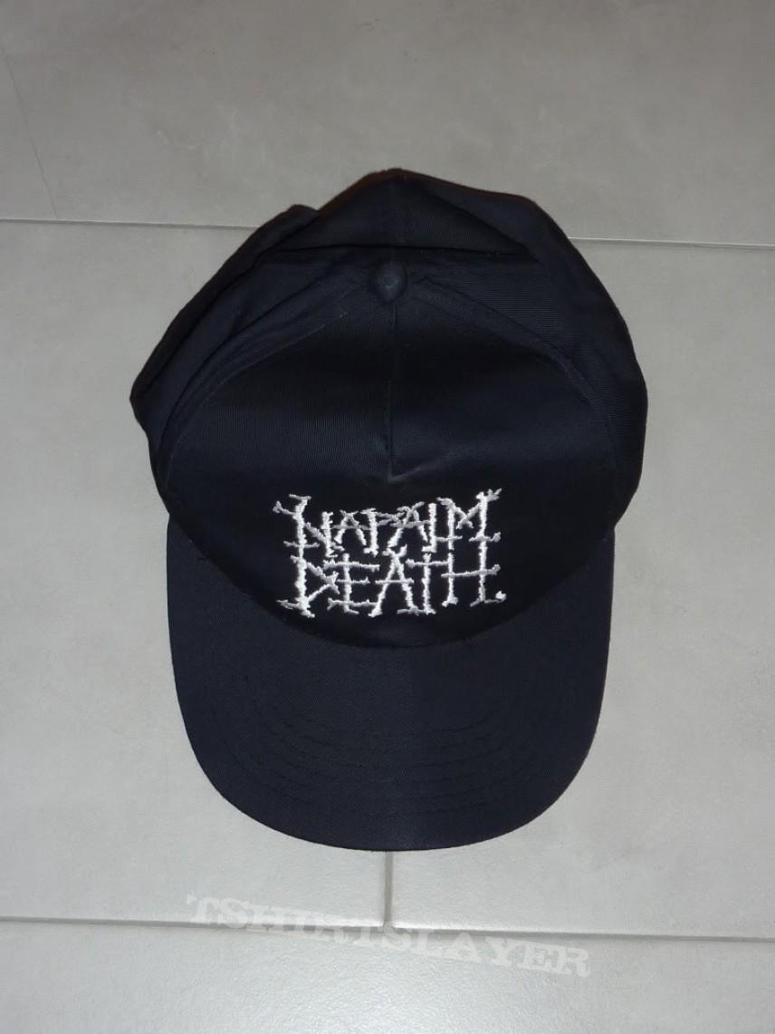 f44a133969e NAPALM DEATH - Logo (Cap)