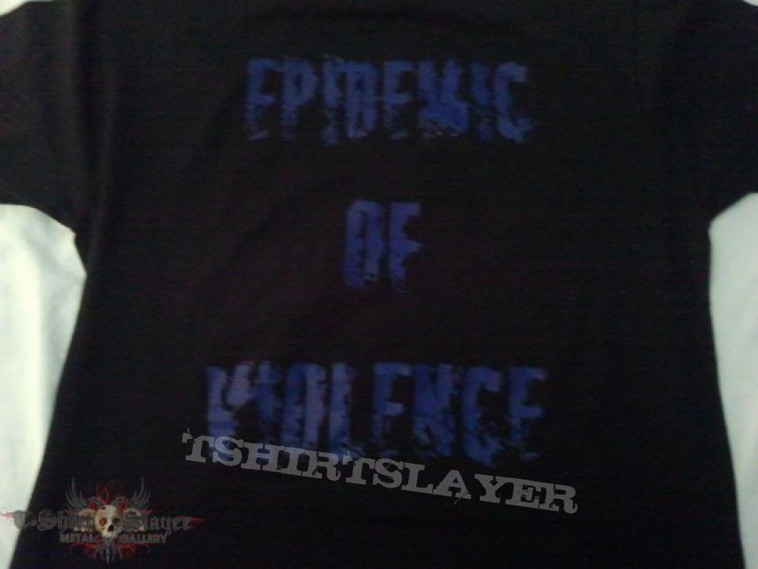 TShirt or Longsleeve - Demolition Hammer Epidemic of Violence