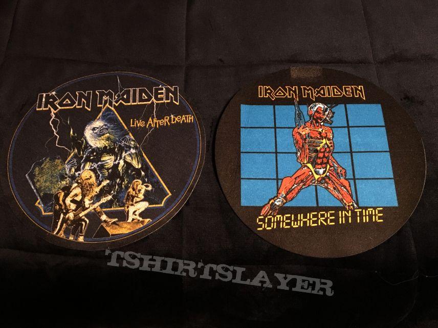 Iron Maiden slipmats