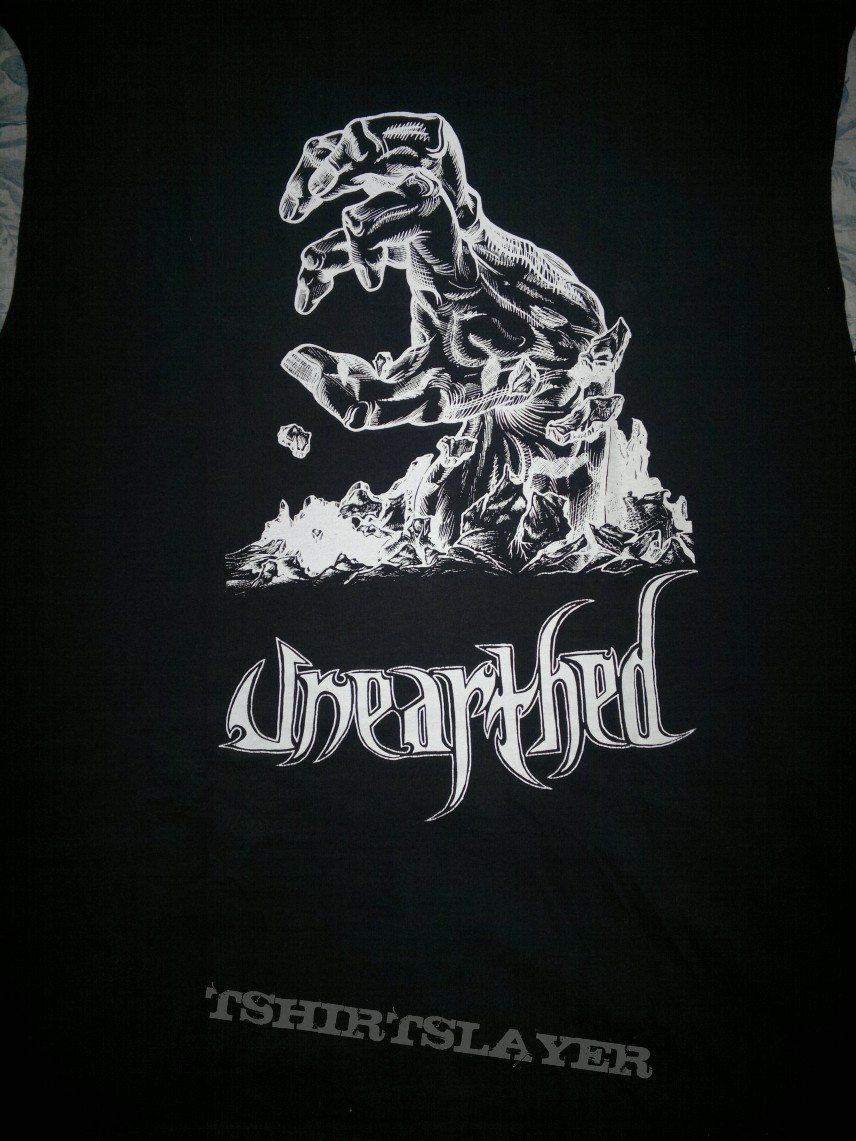 Crimson Thorn - unearthed t shirt